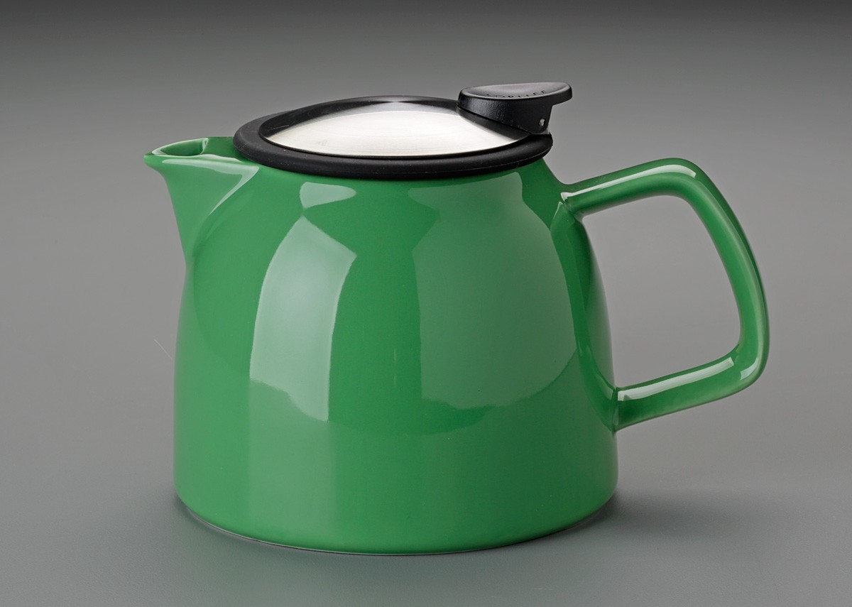 For Life Bell Teapot (Leaf Green) & 26 oz. For Life Bell Teapot (Leaf Green)