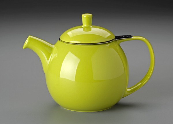 24 oz. For Life Curve Teapot (Lime)