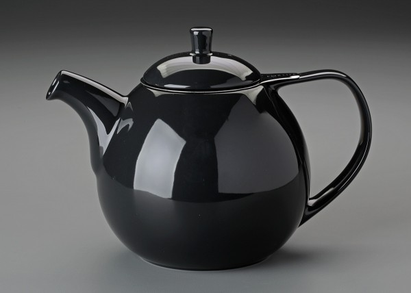 45 oz. For Life Curve Teapot (Black)