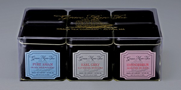 China Clipper Tea Sampler Box