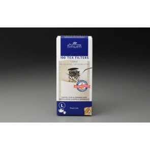100 ct. Finum Large Paper Filters