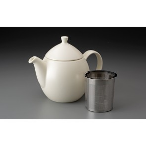 For Life 32 oz. Dew Teapot (Natural Cotton)