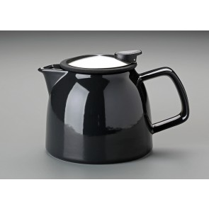 26 oz. For Life Bell Teapot (Black)