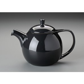 24 oz. For Life Curve Teapot (Black)