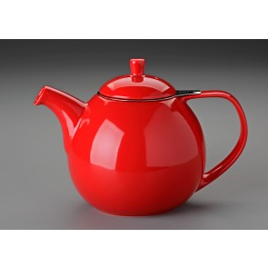 45 oz. For Life Curve Teapot (Red)