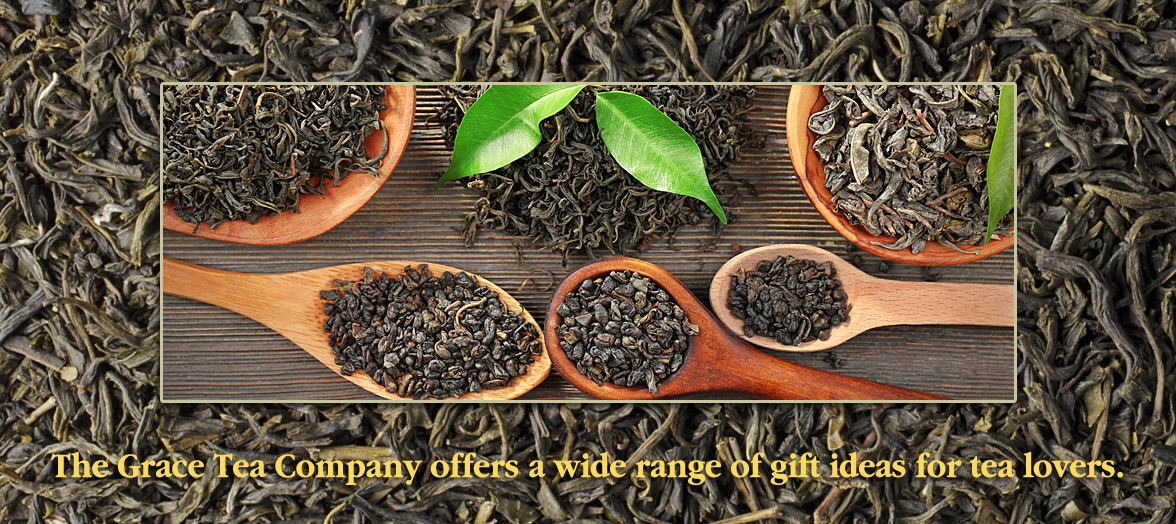 The Grace Tea Company offers a wide range of gift ideas for tea lovers.